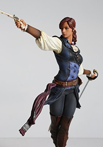 Assassin's Creed Unity Figurine - Elise: The Fiery Templar.