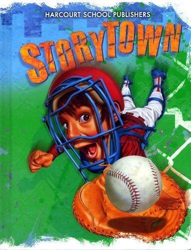 Storytown Homework