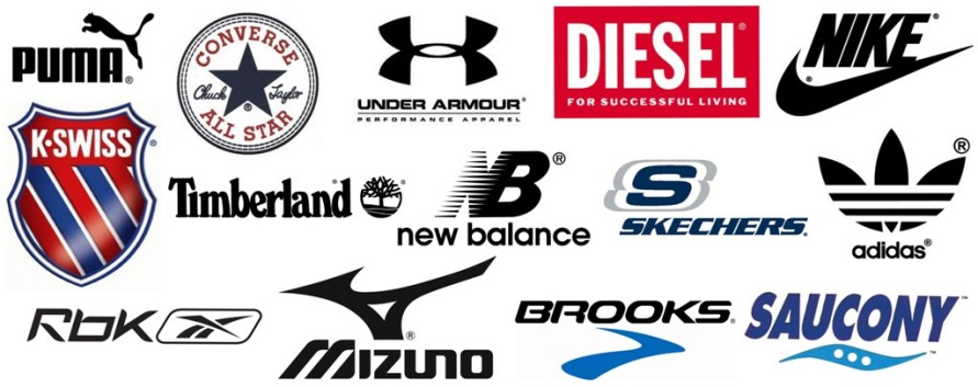 Running Shoes Brand Names List