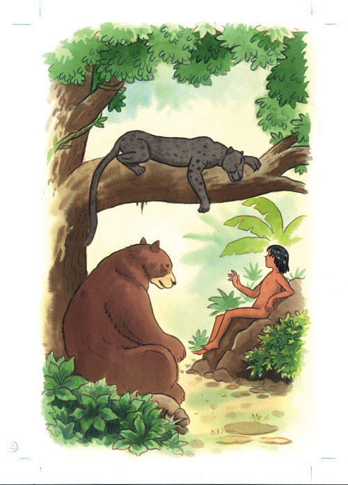 Essays on the jungle book