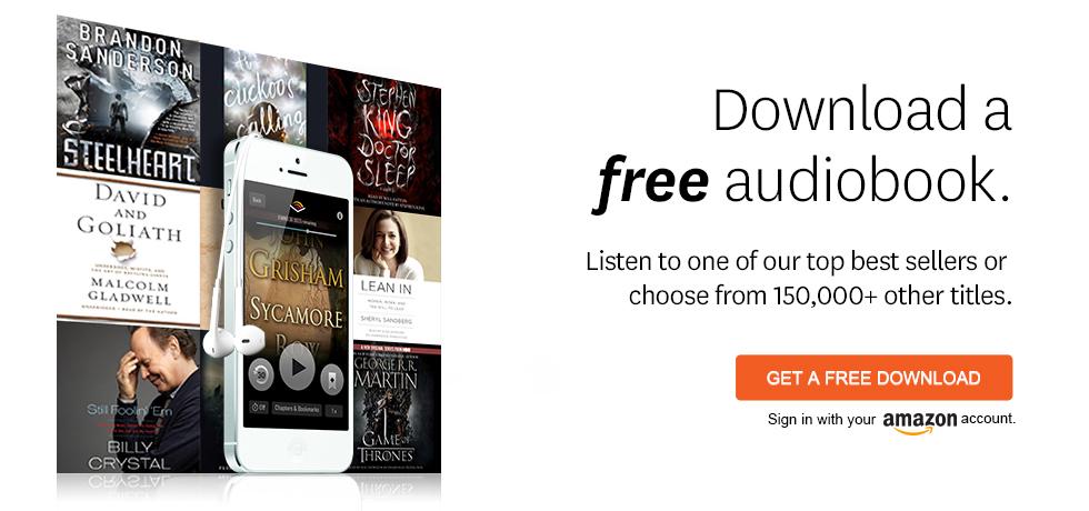 Amazon Free Audio Books