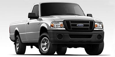 V on Four Cylinder Engine 2008 Ford Ranger