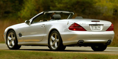 Mercedes-Benz SL500 Parts and Accessories: Automotive