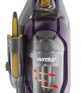 Eureka Pet Expert Bagless Upright 3276bvz Stop Vacuumn