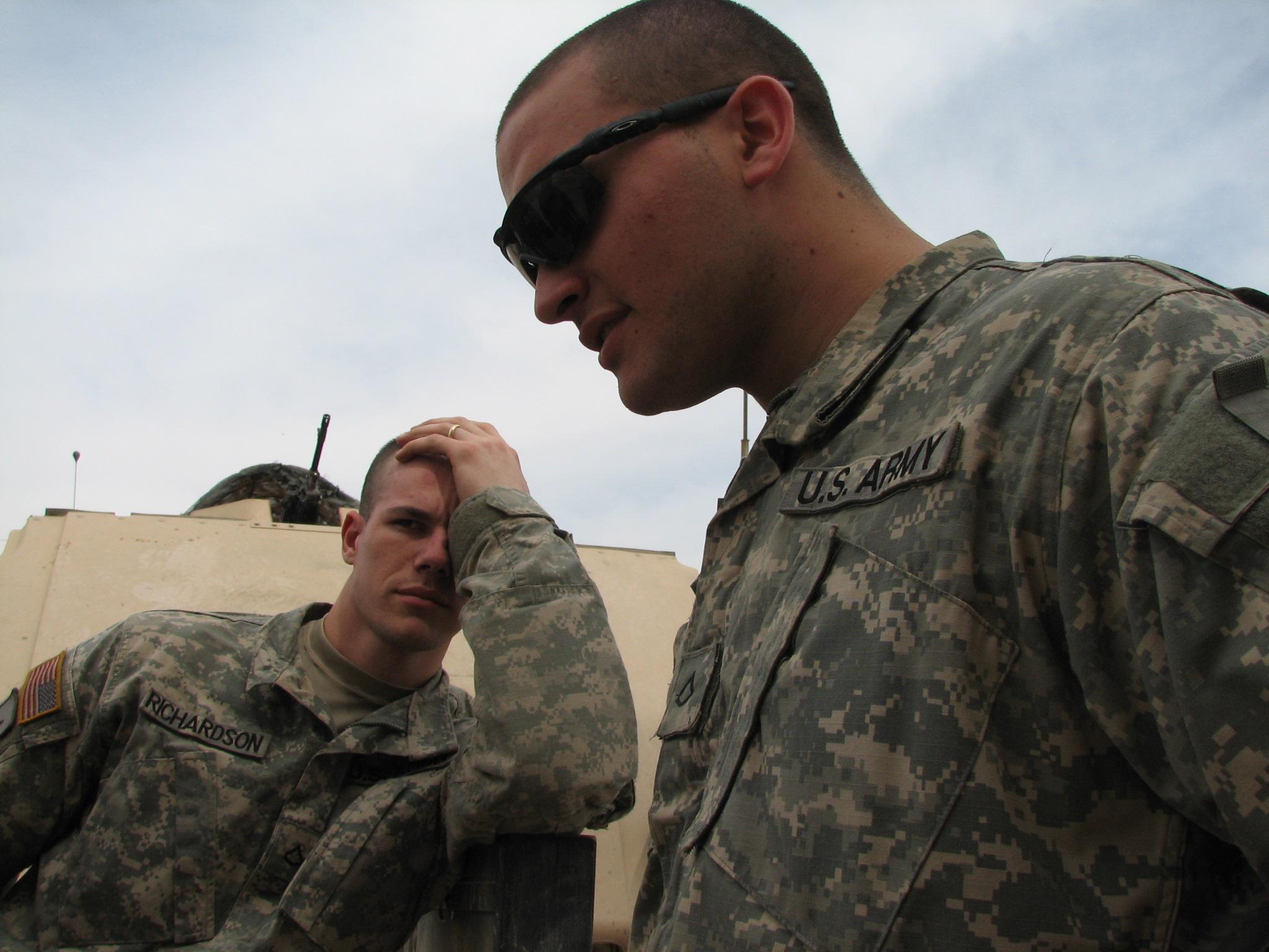 The Good Soldiers David Finkel