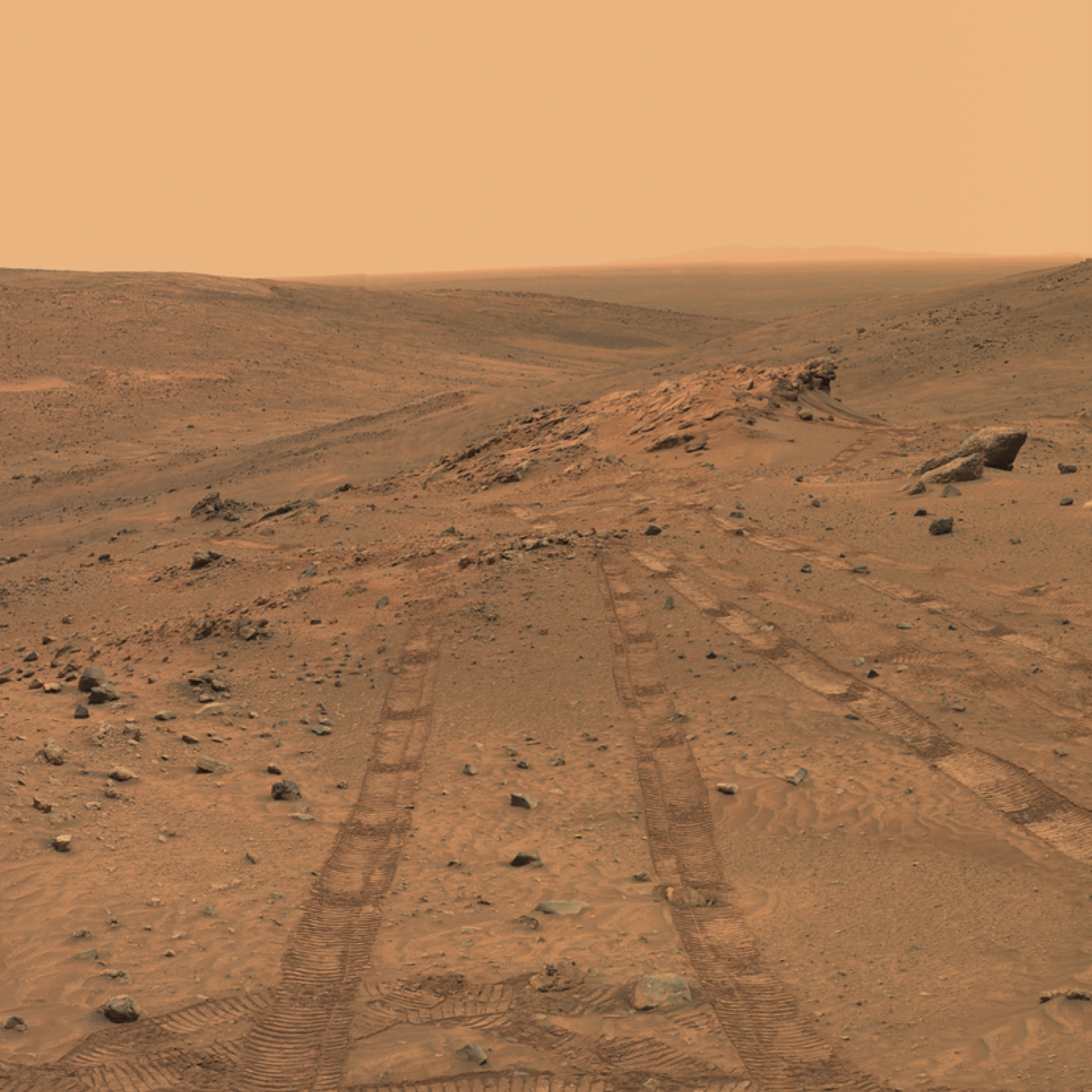 surface of mars today - photo #12