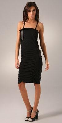 Beau Soleil Beau Drape Dress