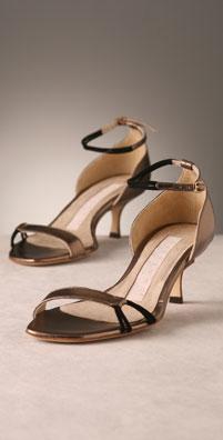 Carmen Ho Penny Sandal