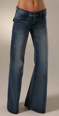 Chip & Pepper Ceasar Wide Leg Jean
