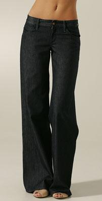 GoldSign Dietrich Wide Leg Jean