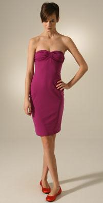 Susana Monaco Hudson Peg Dress