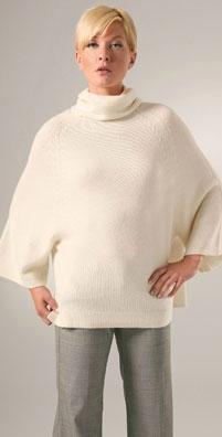 Theory Juliet Oversized Sweater
