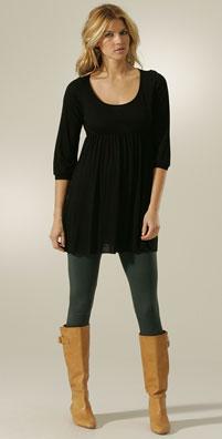Velvet Veleda 3/4 Sleeve Dress
