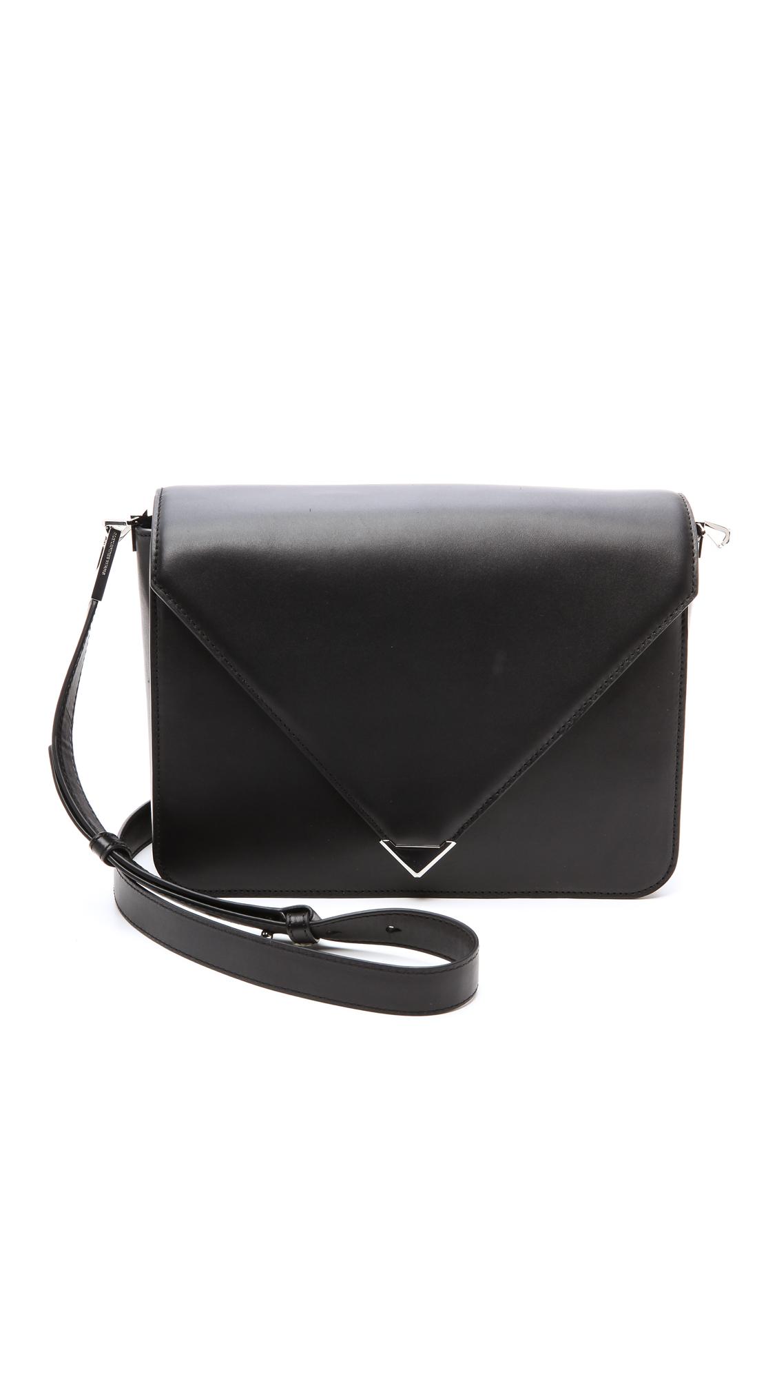 35add34e47ed2 Buy alexander wang Prisma Envelope Large Sling Bag (black ...