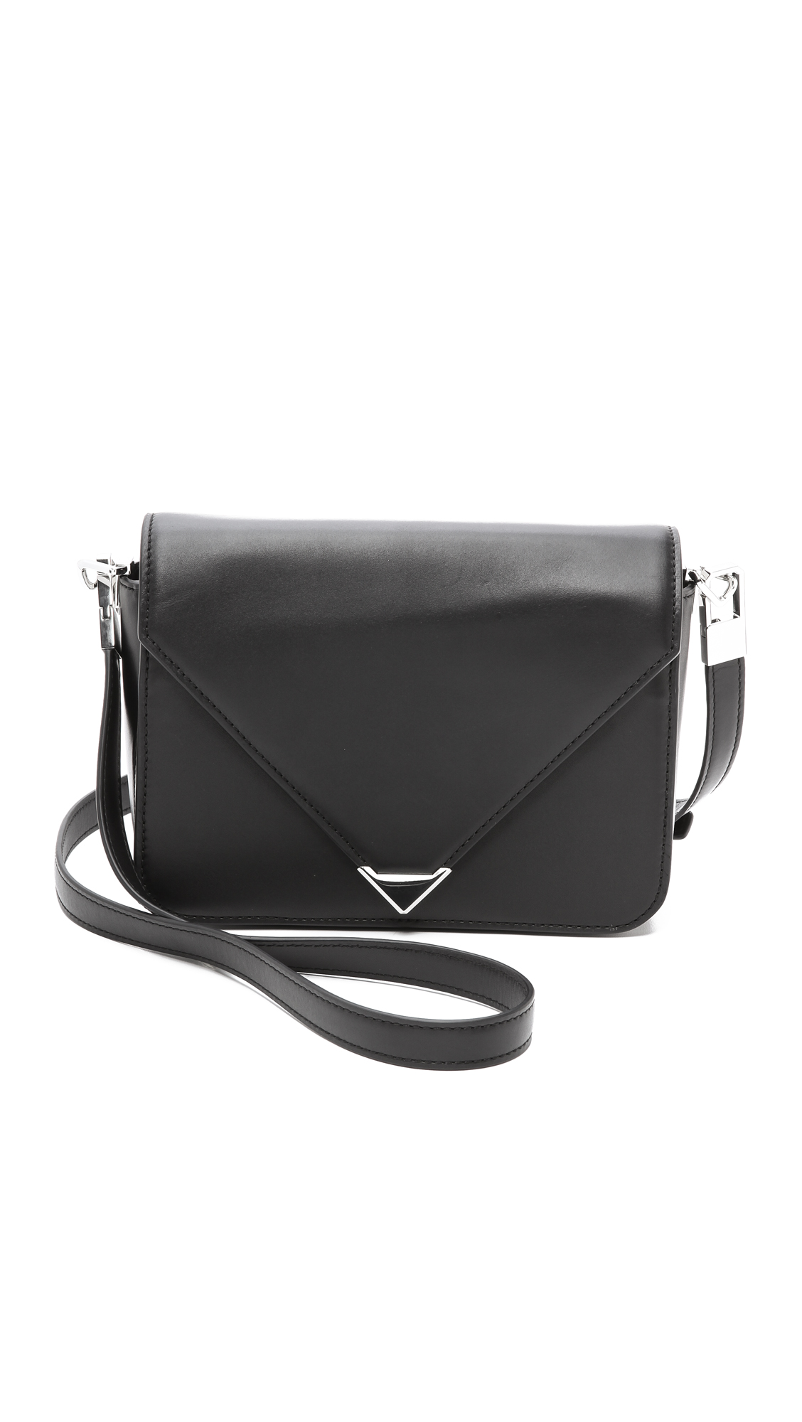 cfe426ff81124 Buy alexander wang Prisma Envelope Small Sling Bag (black ...
