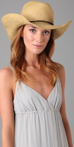 Bop Basics Woven Toyo Rancher Hat