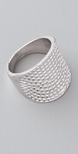 Bop Bijoux Pebbled Ring