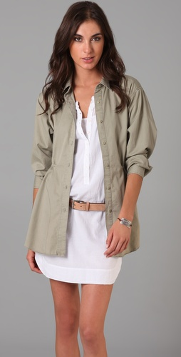 Club Monaco Anahh Shirt Jacket