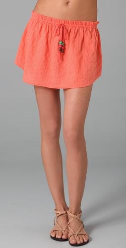 Dallin Chase Tie Waist Skirt