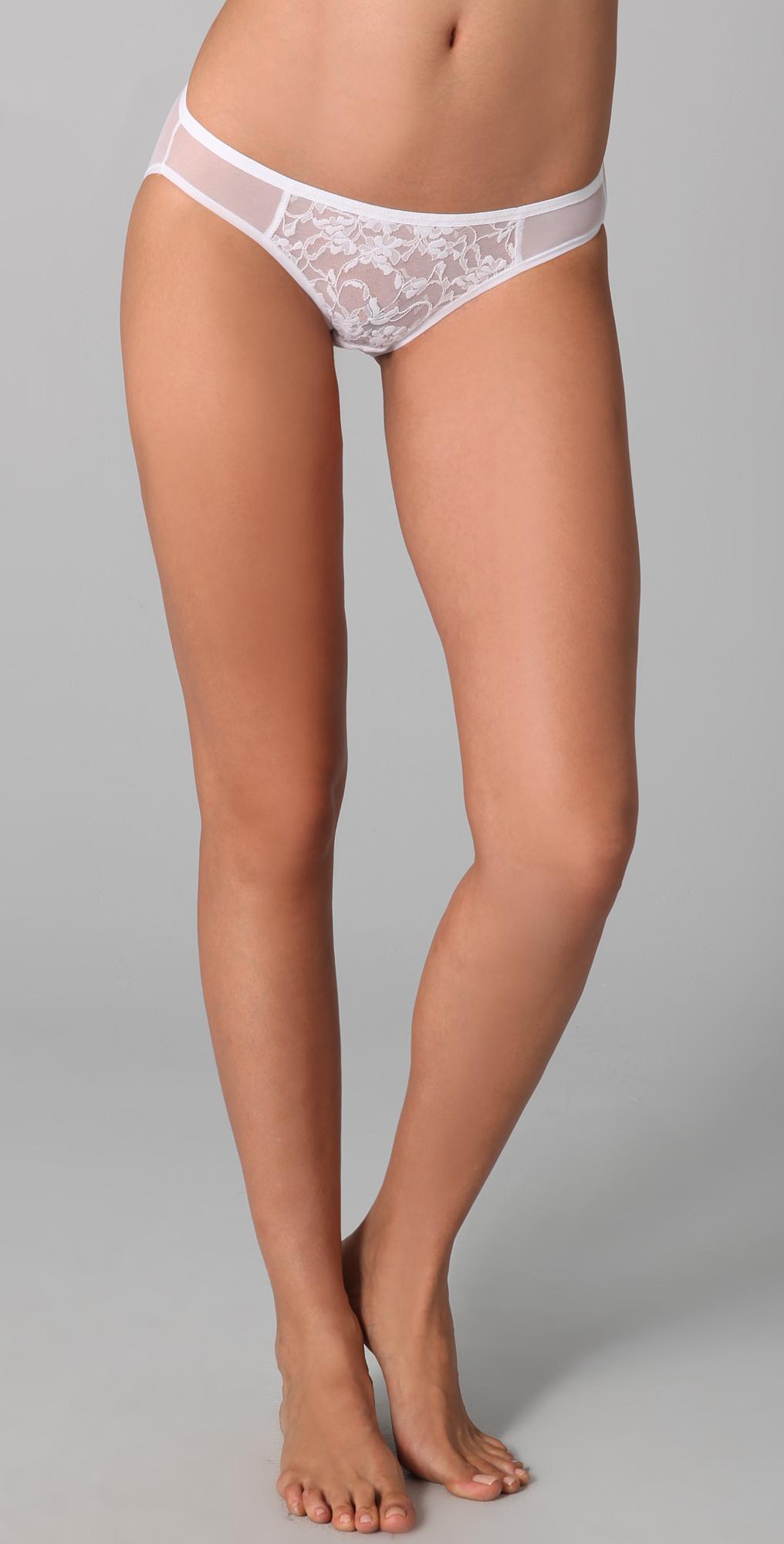 10f9a15dacb64 DKNY Intimates Signature Lace Bikini on PopScreen