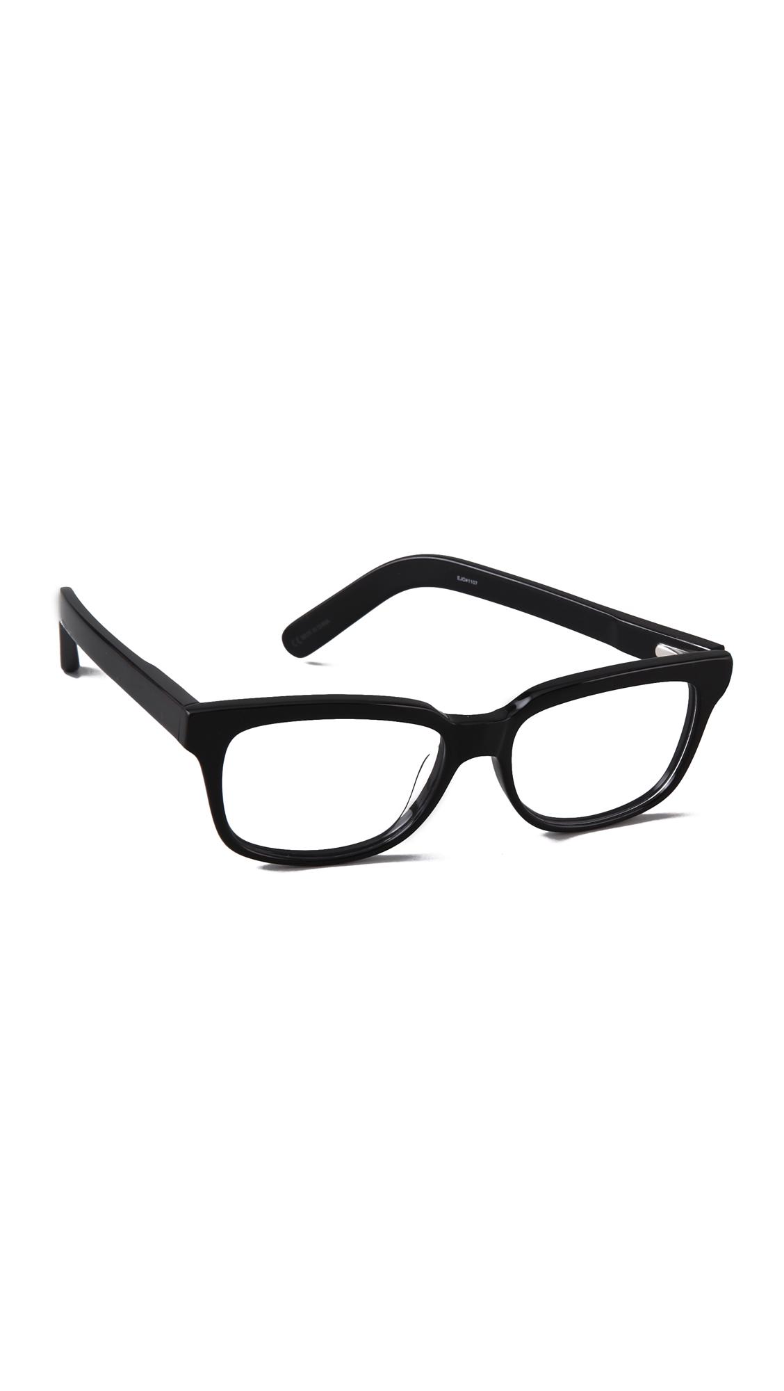 e317a32f4614e Elizabeth and James Reade Glasses on PopScreen
