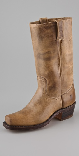 Frye Cavalry 12R Flat Boots