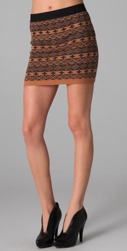 Funktional Alpine Miniskirt
