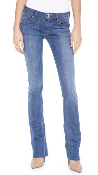 Hudson Jeans Super Flattering Fit Jeans Hub