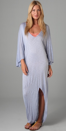 Indah Bossa V Neck Cover Up