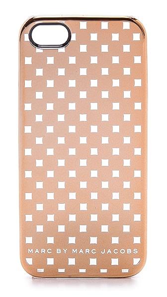 marc by marc jacobs block iphone case shopbop. Black Bedroom Furniture Sets. Home Design Ideas