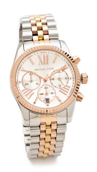 Michael Kors Lexington Triology Watch Shopbop