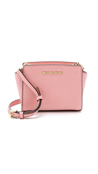 Michael Michael Kors Selma Mini Messenger Bag Shopbop
