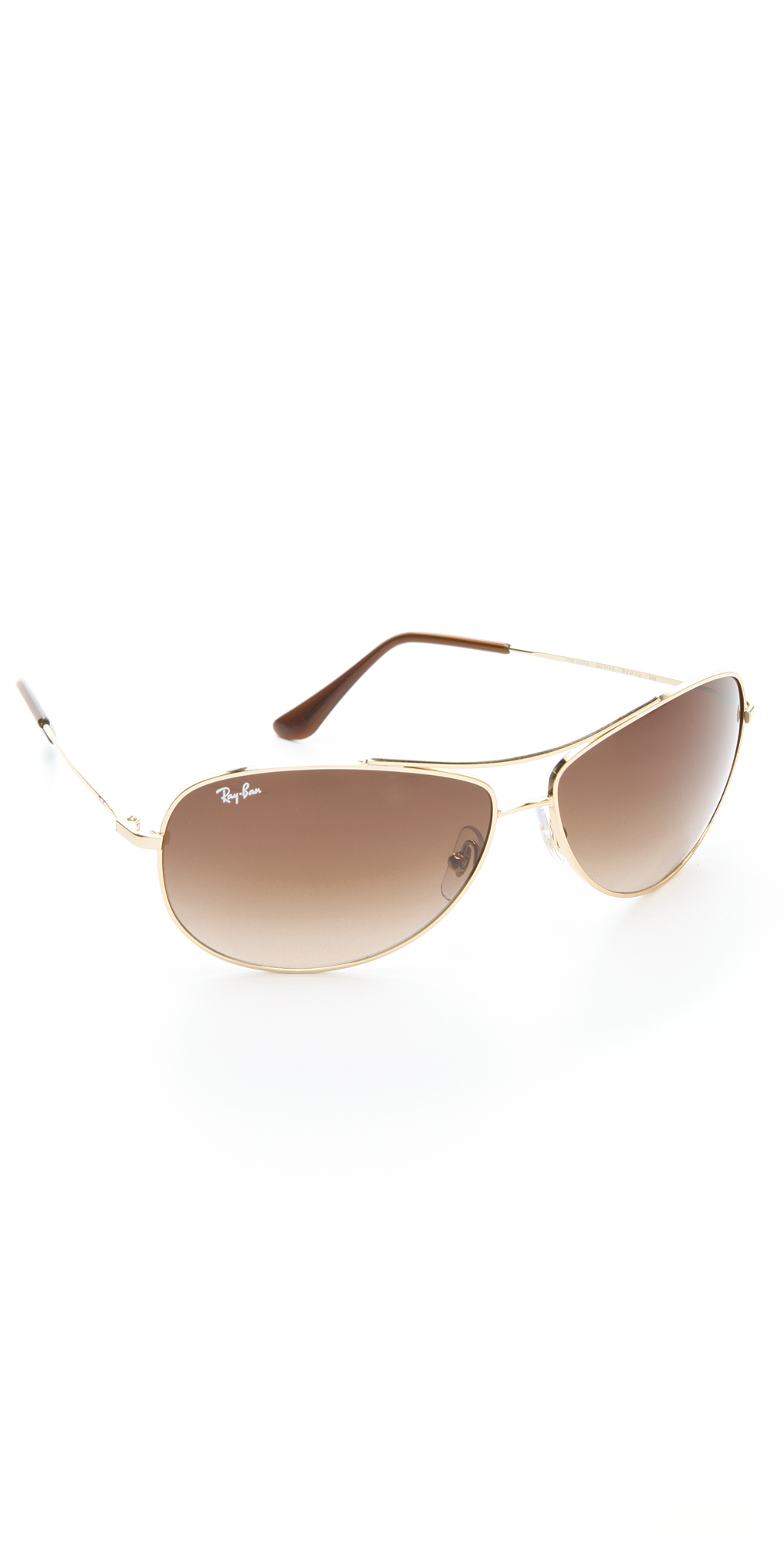 cbf74b1087 Ray Ban Aviator Wrap Around Sunglasses