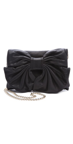 RED Valentino Bow Shoulder Bag.