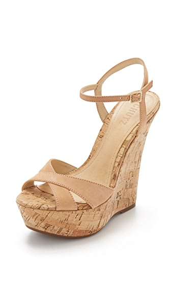 Schutz Emiliana Wedge Sandals Shopbop Save Up To 25 Use