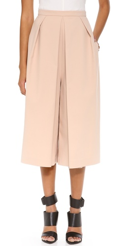 Pleated Pants At Shopbop