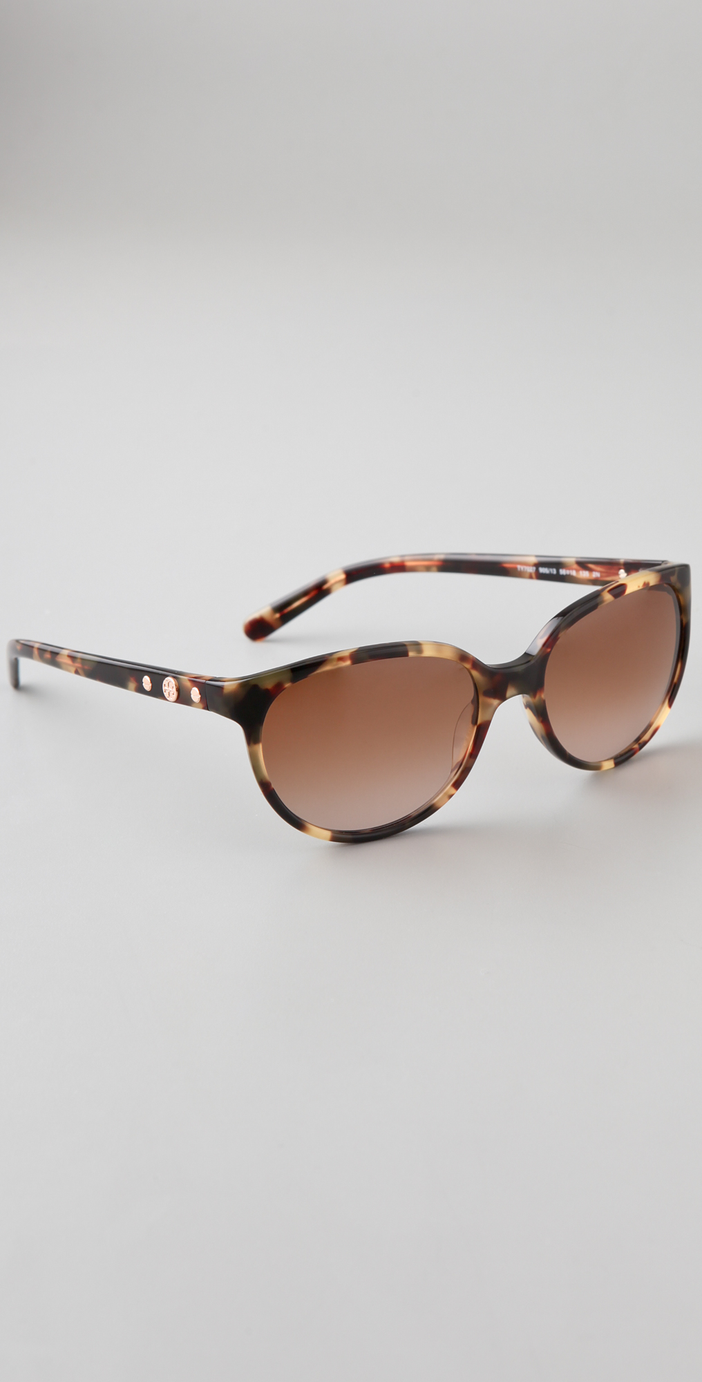 936fa4060638 Tory Burch Oversized Sunglasses on PopScreen
