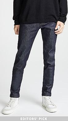 아페쎄 뉴 스탠다드 청바지 A.P.C Petit New Standard Indigo Jeans,Indigo