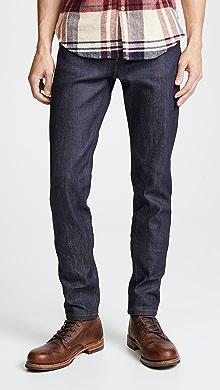 아페쎄 뉴 스탠다드 청바지 A.P.C Petit New Standard Brut Stretch Jeans,Indigo