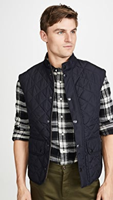 바버 조끼 Barbour Lowerdale Gile Vest,Navy