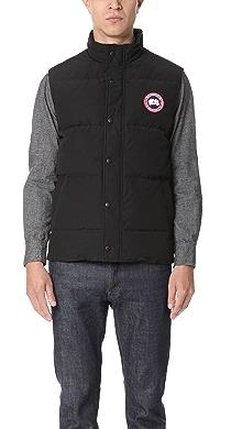 캐나다 구스 조끼 Canada Goose Garson Vest,Black