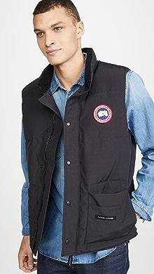 캐나다 구스 조끼 Canada Goose Freestyle Crew Vest,Navy