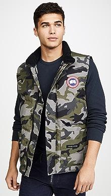 캐나다 구스 조끼 Canada Goose Freestyle Crew Vest,Classic Camo/Coastal Grey