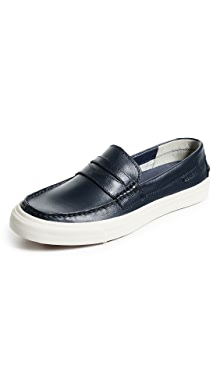 콜한 위크엔더 로퍼 Cole Haan Pinch Weekender LX Loafers,Navy Handstain