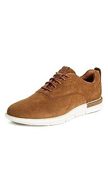 콜한 그랜드 호라이즌2 옥스포드 신발 Cole Haan Grand Horizon II Oxfords,Bourbon/Ivory