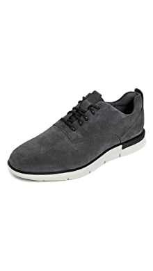 콜한 그랜드 호라이즌2 옥스포드 신발 Cole Haan Grand Horizon II Lace Up Oxfords,Grey Pinstripe/Vapor