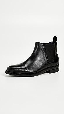 콜한 첼시 부츠 Cole Haan Wagner Chelsea Boots,Black