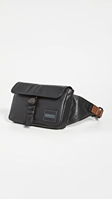 코치 뉴욕 벨트백 COACH New York Pacer Belt Bag Crossbody,JI/Black