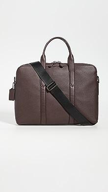 코치 뉴욕 서류가방 COACH New York Metropolitan Soft Briefcase,JI/Oak