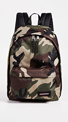 이스트팩 카모 백팩 Eastpak Out Of Office Backpack,Camo